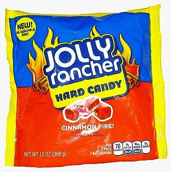 Jolly Rancher Cinnamon Fire! Hard Candy, 13-Ounce 2 Pack: Amazon.es: Alimentación y bebidas