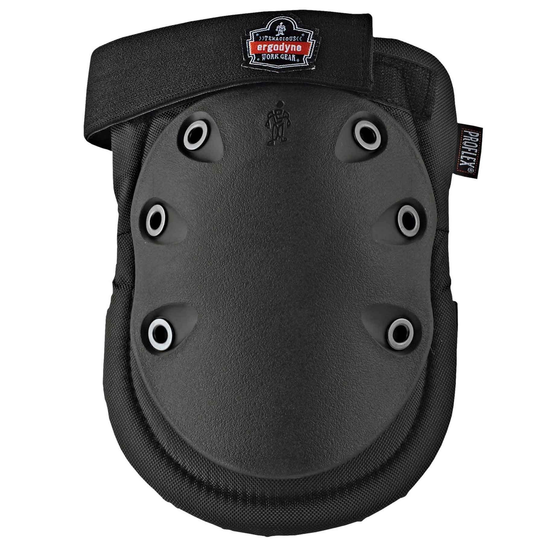 Ergodyne 18336 Ergodyne 18336 Proflex(R) 335Hl Slip Resistant Rubber Cap Knee Pad