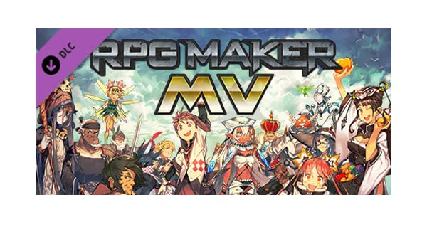 Amazon com: RPG Maker MV DLC: Cover Art Characters Pack for