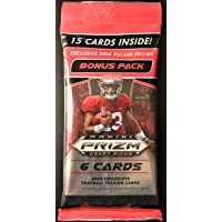 $32 » 2020 Panini PRIZM Football Draft Picks Multi-Pack - 15 Total Cards - EXCLUSIVE Pink Pulsar Prizms…