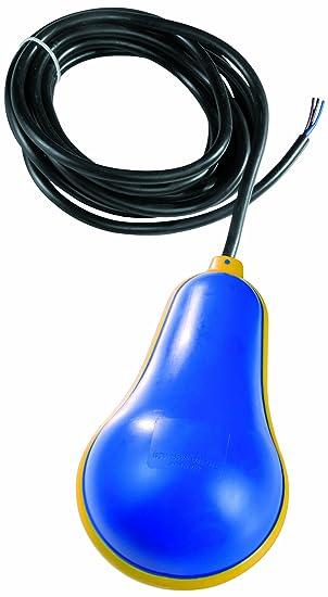 Sesam 1CL RLG21/10NEOP - Interruptor de flotador para cisterna (cable de neopreno impermeable, 3 x 1, 10 m): Amazon.es: Bricolaje y herramientas