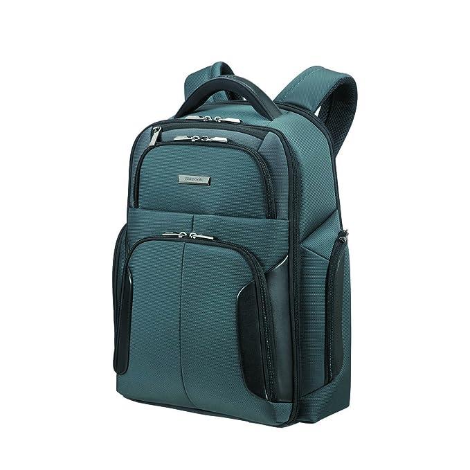 "11 opinioni per SAMSONITE XBR- Laptop Backpack 15.6"" Zaino Casual, 48 cm, 22 liters, Grigio"
