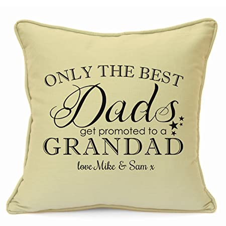 Personalised Presents Gifts For Grandad Grandfather Grandpa Fathers Day Birthday Christmas Xmas World'S Best Dads Get