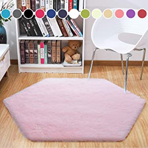 Junovo Ultra Soft Rug for Nursery Children Room Baby Room Home Decor