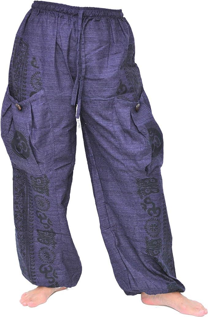 Low Crotch Pants Womens Pants Harem Pants Aladdin Pants Urban Clothing Wide Leg Pants Baggy Pants Drop Crotch Pants Blue Pants