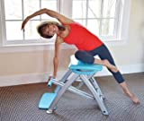 Life's A Beach Royal Blue Pilates Pro Chair and
