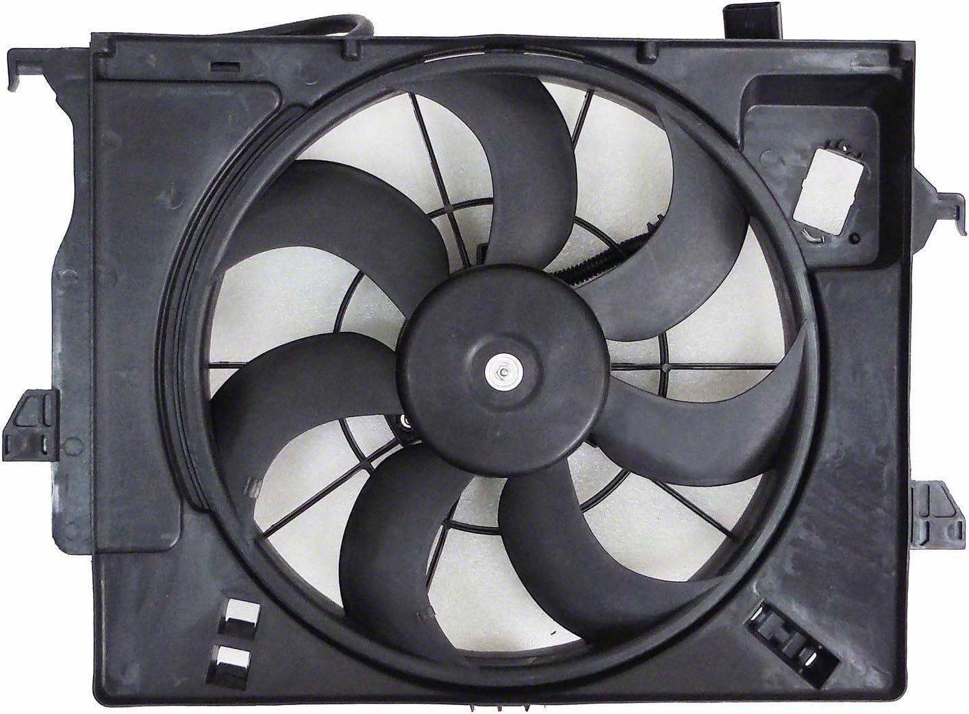 CPP – Ventilador de radiador de refrigeración para 12 – 14 Hyundai ...