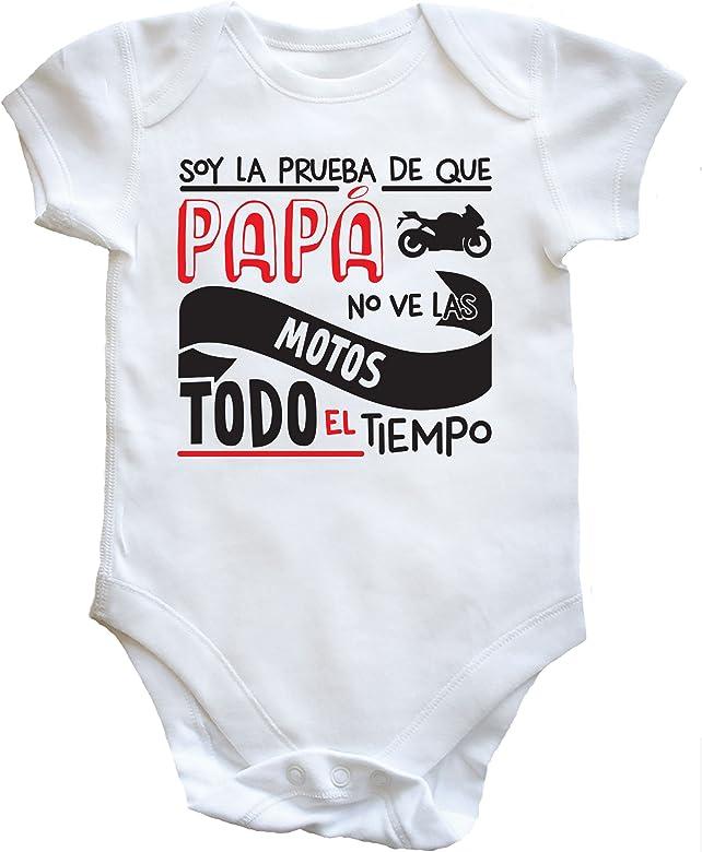 Hippowarehouse Soy La Prueba de Que Papá No Ve Las Motos Todo El ...