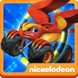 Blaze and the Monster Machines Desafio da Pista de Obstáculos