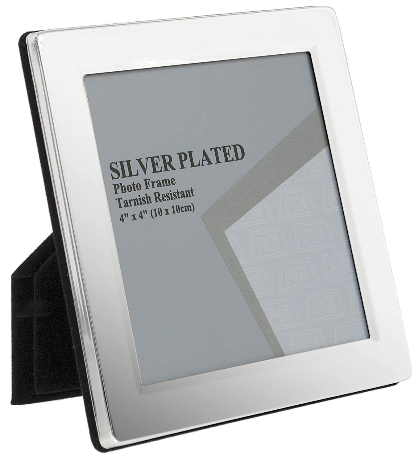 Amazon.com - Viceni Plated Flat Edge Photo Frame, 8 by 10-Inch ...