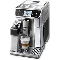 De'Longhi PrimaDonna Elite ECAM 656.55.MS Kaffeevollautomat, Farbdisplay, 8 Sensortouch Direktwahltasten, Integriertes Milchsystem, APP Steuerung, Edelstahlfront, 2-Tassen-Funktion