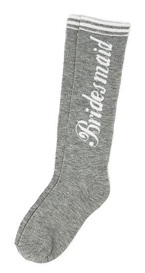 Amazon.com: Forum Novelties Bridal Party Wedding Day Socks Gift ...