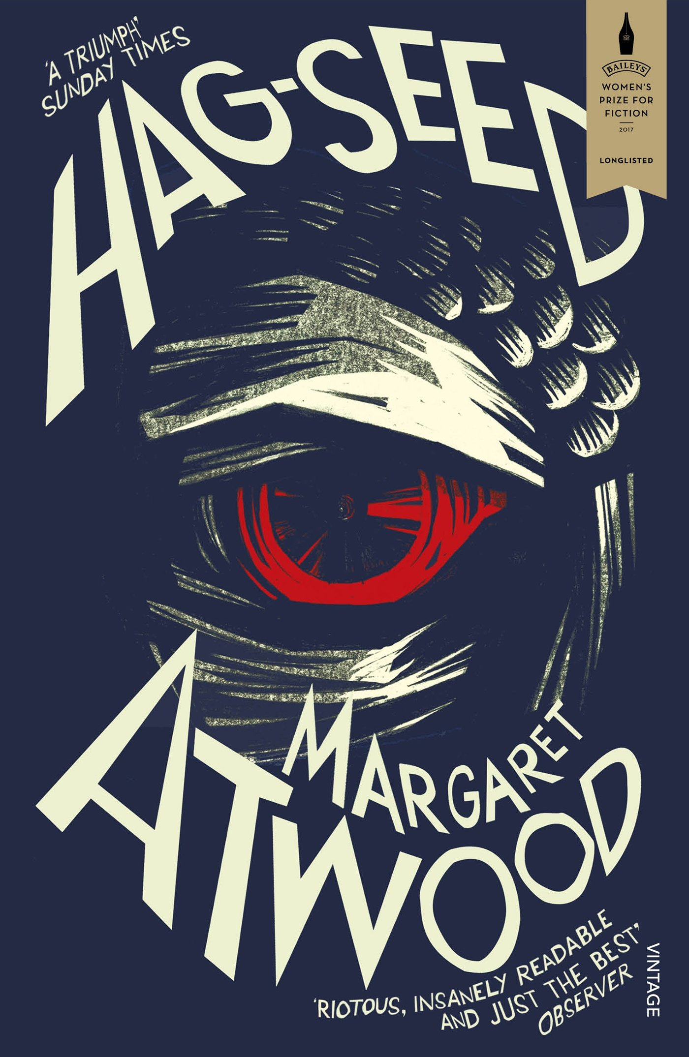 Cover: Margaret Atwood Hag-seed