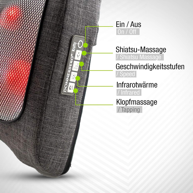 Donnerberg Massagekissen Krafty RM099