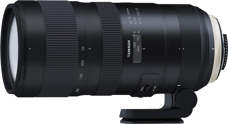 Tamron Interchangeable Lenses SP 70-200mm F / 2.8 Di VC USD G2 (Model A025) [Nikon F Mount](Japan Import-No Warranty)