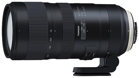 TAMRON SP 70-200mm F/2.8 Di VC USD G2 Lens for Nikon DSLR Camera Camera Lenses at amazon
