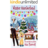 Winter Murderland: Psychic Sleuths and Talking Dogs (A Jaz and Luffy Cozy Mystery Book 6)