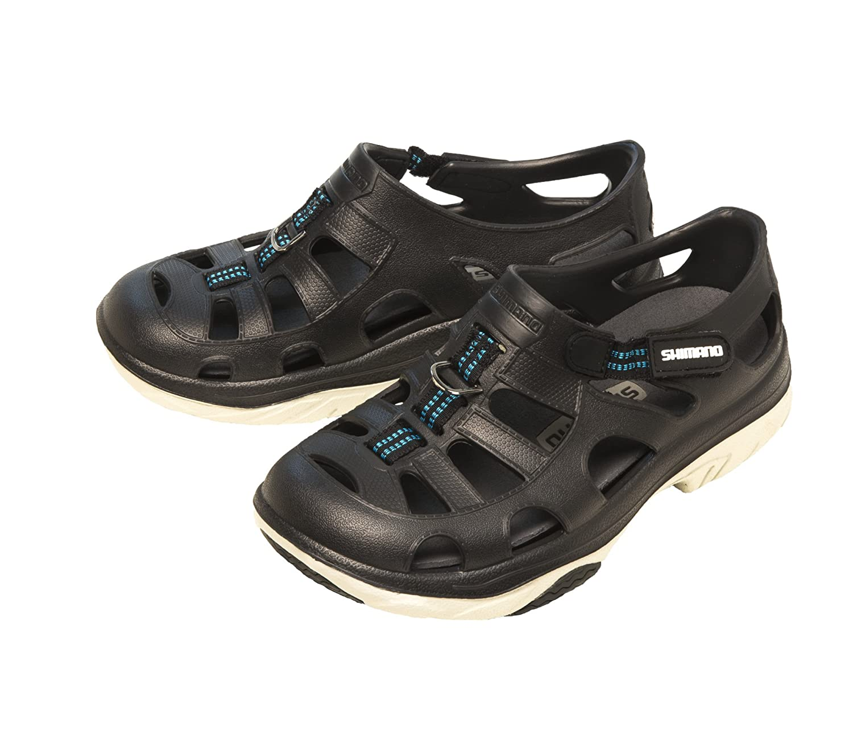 Shimano EVAIR MARINE Fishing Shoes B01F5LM1KK Size 13|Black