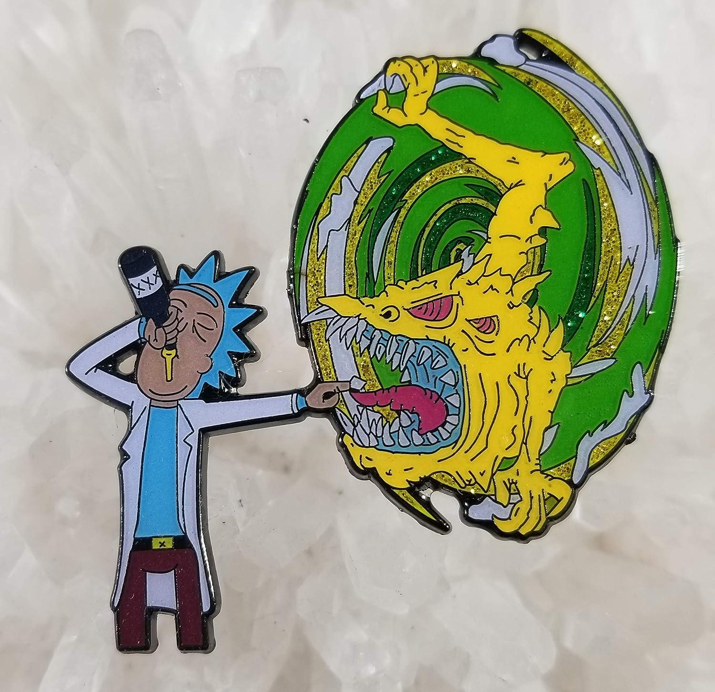 Amazon com: Rick Morty 90s Cartoon Adult Swim Cartoon