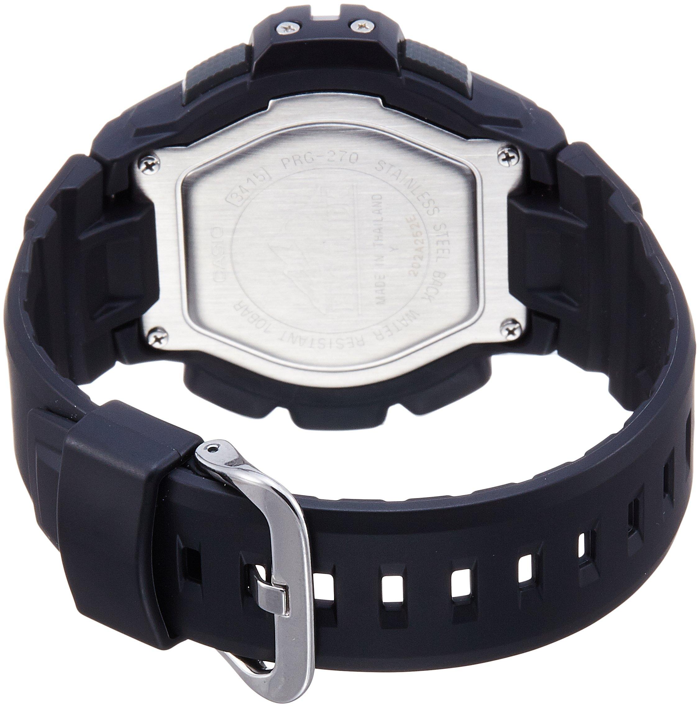 Casio Men's Pro Trek PRG-270-1 Tough Solar Triple Sensor Multifunction Digital Sport Watch by Casio (Image #2)