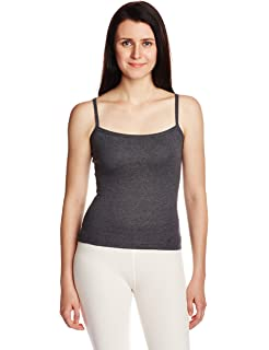 f1216ef4cc017a Jockey Women s Cotton Thermal 3 4th Sleeve Top  Amazon.in  Clothing ...