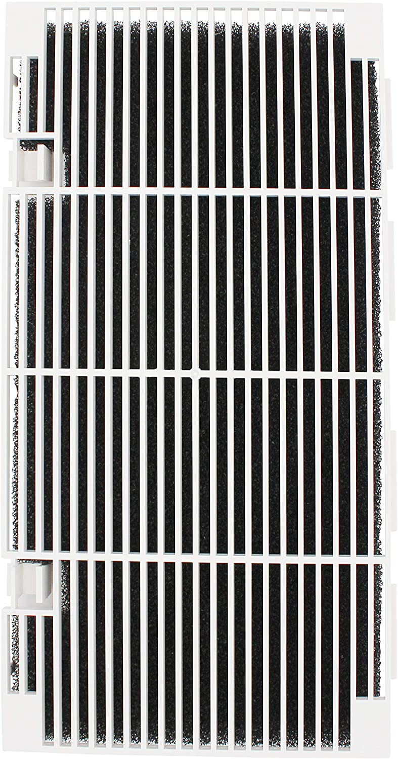 RV A/C Ducted Air Grille Duo-Therm Air Conditioner Grille Replace for The Dometic 3104928.019 with Air Filter pad Assembly - Polar White: Automotive