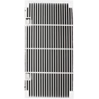 iFJF RV A/C Ducted Air Grille Duo-Therm Air Conditioner Grille Replace for The Dometic #3104928.019 with Air Filter pad…