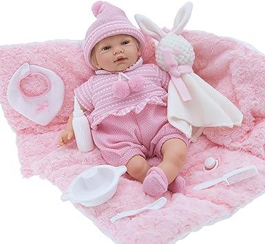 MARÍA JESÚS Bebe Reborn simulación 708, muñecas Bebes para niñas, Bebes Reborn, muñecos Reborn, Baby Reborn: Amazon.es: Juguetes y juegos