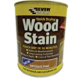 Everbuild WSTAINSPN07 Woodstain, Antique Pine, 750 ml