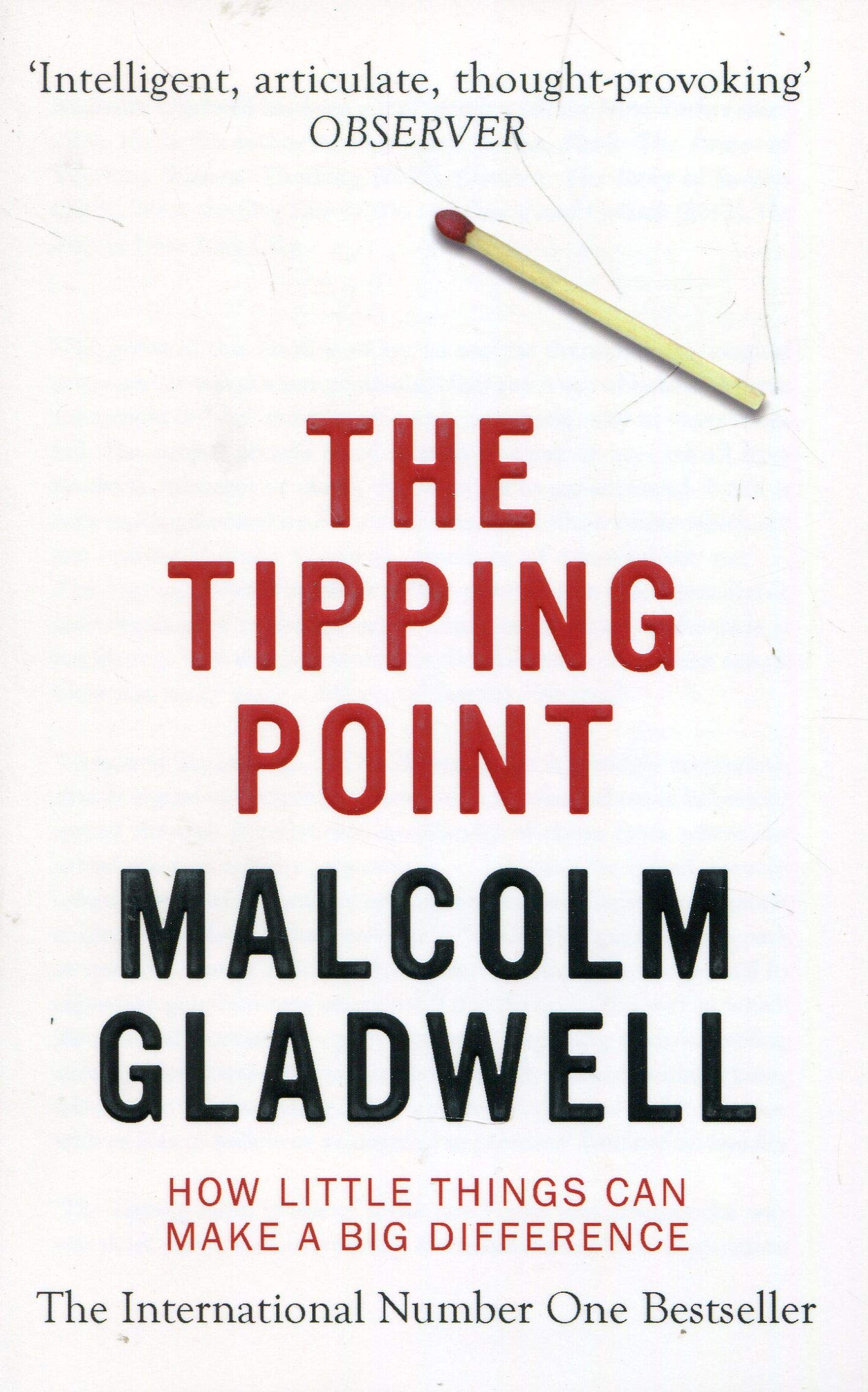 Malcolm Gladwell Tipping Point Pdf