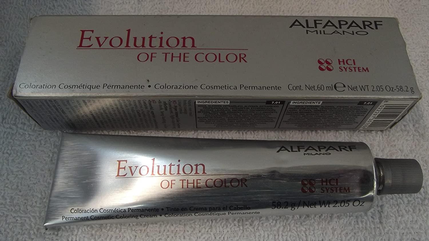 Alfaparf chemical hair dyes evolution of the color 901 very alfaparf chemical hair dyes evolution of the color 901 very light natural ash blonde 205 ounce amazon beauty nvjuhfo Images