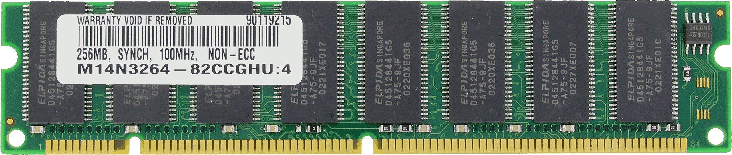 256MB PC100 Memoria para IBM PC 300GL 6287-7CU