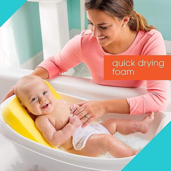 Amazon Com Summer Infant Comfy Bath Sponge Childrens Bathroom Safety Products Baby