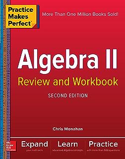 High school algebra ii unlocked your key to mastering algebra ii practice makes perfect algebra ii review and workbook second edition fandeluxe Gallery