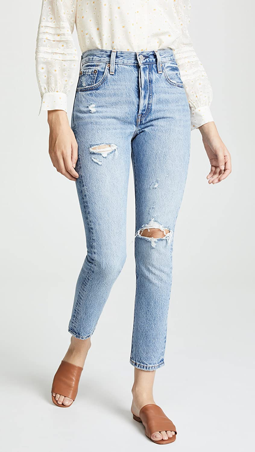 Levi's Women's 501 Skinny Jeans at Amazon Women's Jeans store