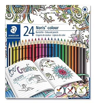 STAEDTLER 185 C24JB Coloring Pencils Exclusive Johanna Basford Adult Edition