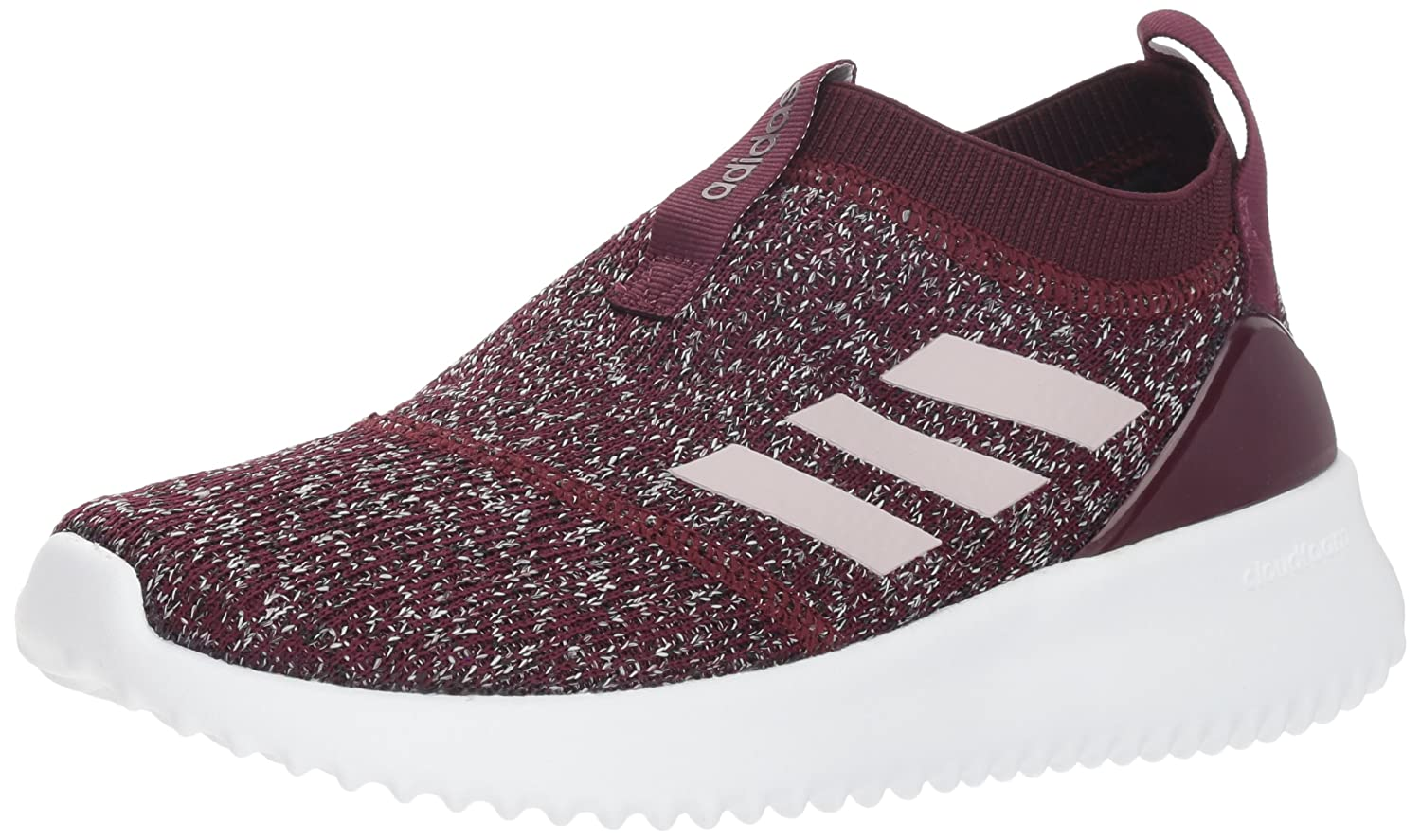 Maroon Ice Purple White adidas Women's Ultimafusion Running shoes