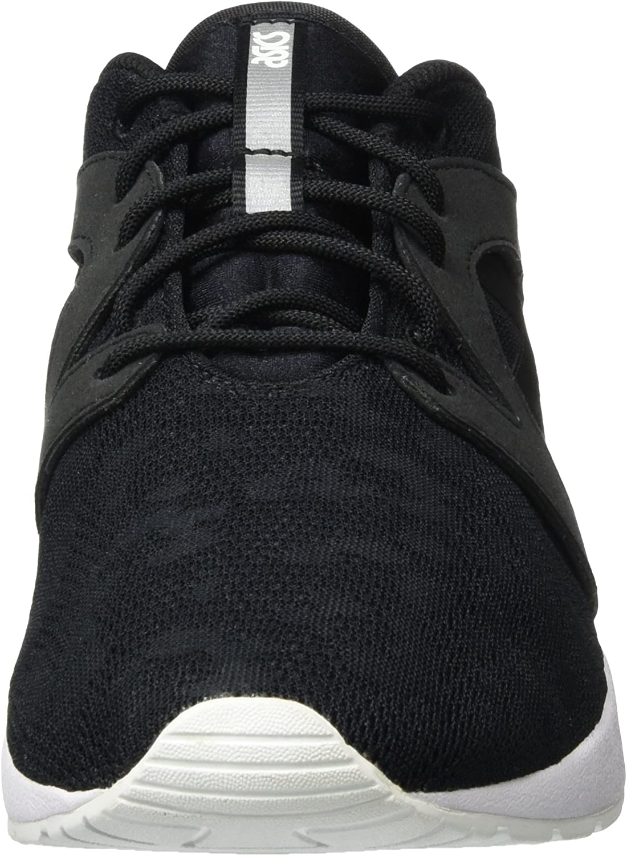 ASICS Damen Gel-Lyte Komachi Sneaker, Rose Schwarz (Black / Black)