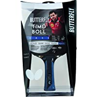 Butterfly TIMO BOLL BLACK 85031 (Multi Color)
