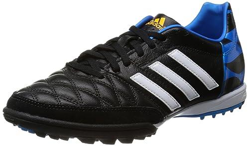 adidas 11nova TF, Botas de fútbol para Hombre, Schwarz (Core Black/White/Solar Blue), 40 2/3 EU: Amazon.es: Zapatos y complementos