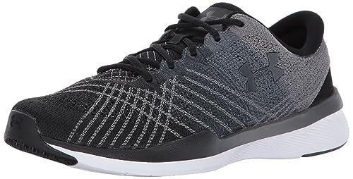 Under Armour 1296206 - Zapatillas de Sintético para Mujer Negro, Color: Amazon.es: Zapatos y complementos
