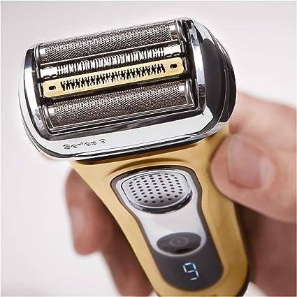 Braun Series 9 9299 cc - Afeitadora eléctrica hombre Wet&Dry ...