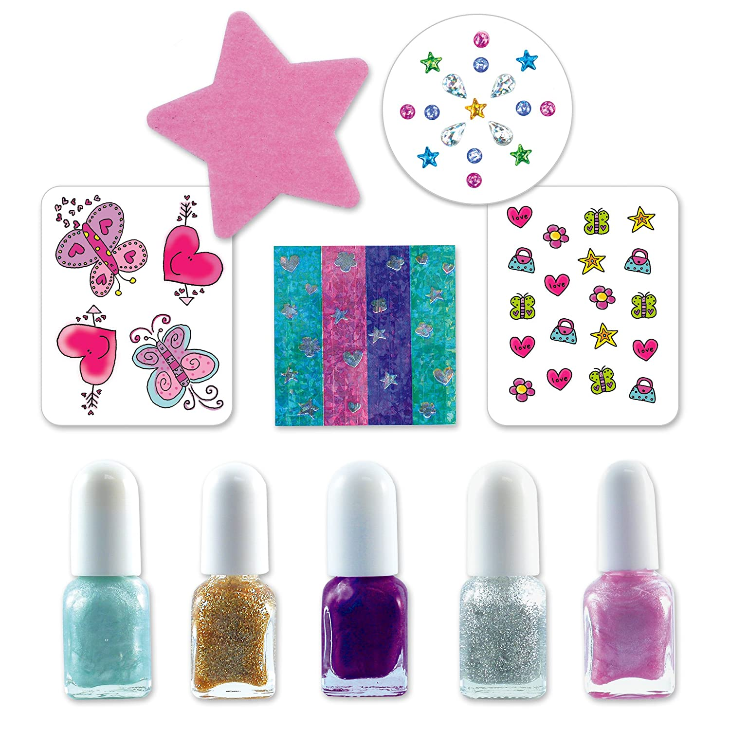 Galt Toys Nail Art Kit: Amazon.co.uk: Toys & Games
