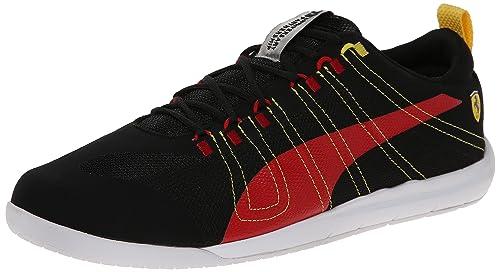 PUMA Men s Tech Everfit Ferrari 10 Lace-Up Fashion Sneaker de34e71755c