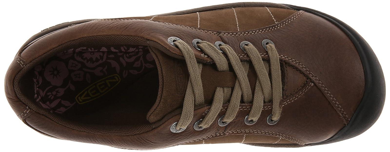 KEEN Women's Presidio Shoe Cascade Brown/Shitake 9.5 M US Women - 8