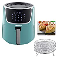 Deals on GoWise 7 Qt. Mint Air Fryer w/Dehydrator & 3-Stackable Racks