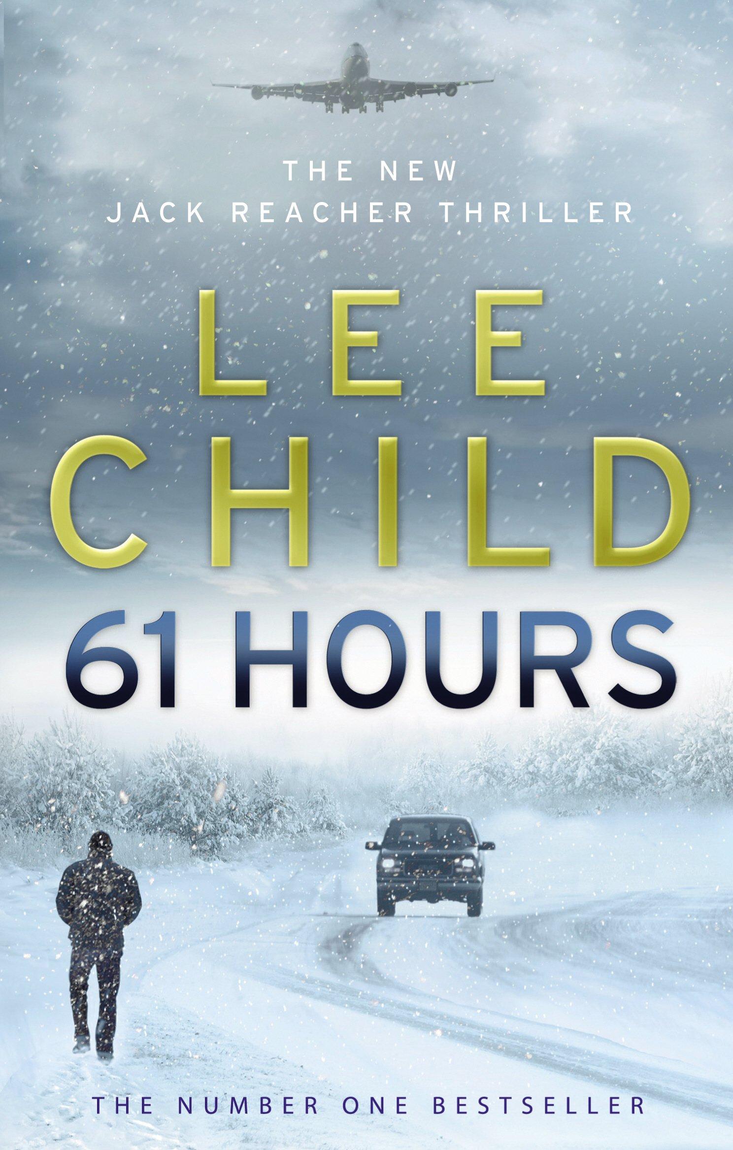 Image result for 61 hours lee child