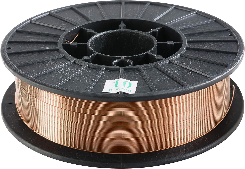 Neu SG2 Mig 5kg Schweißdraht Schutzgasschweißdraht Stahldraht Schutzgas