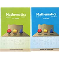 Mathematics for Class 12 by R D Sharma (Set of 2 Volume) (2019-2020 Session)