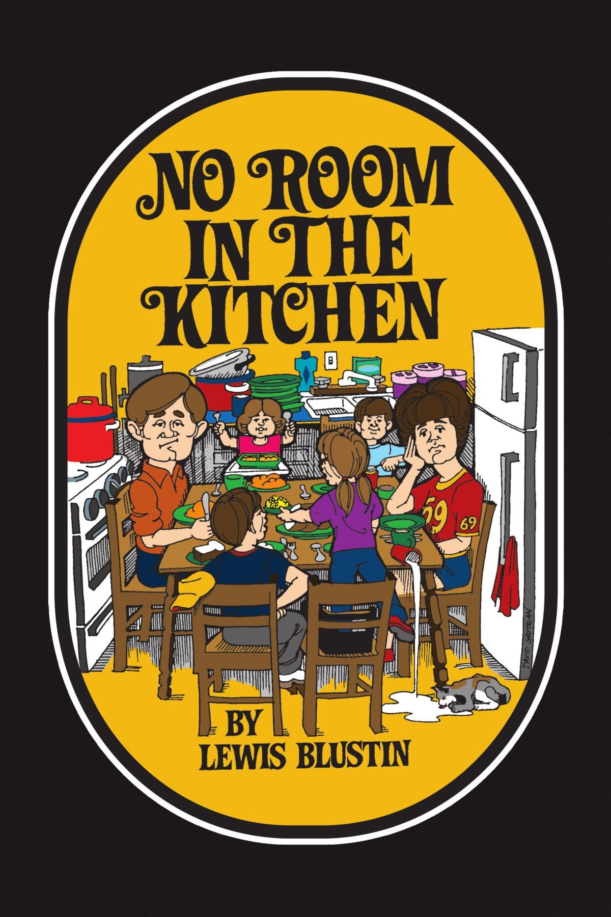 No Room In The Kitchen PDF